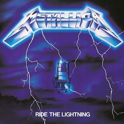 METALLICA - Ride The Lightning - ( 1984 ) AAD .... tem JAKO NOVÉ !!