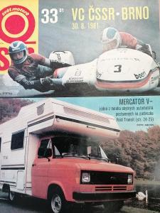 Časopis Svět Motorů 1981 /33