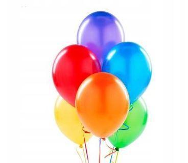 Latexové balonky 15ks 0450