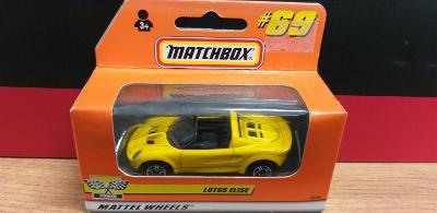 MATCHBOX 2000 ´´ LOTUS ELISE ´´ #69