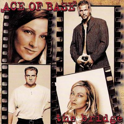 ACE OF BASE-THE BRIDGE CD ALBUM 1995.