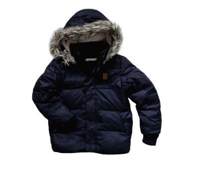 Krásná prošívaná zimní bunda Name It 5-6let