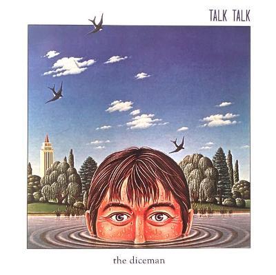 TALK TALK - DICEMAN / clear vinyl