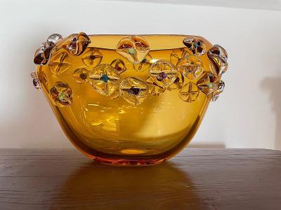luxusní autorská  váza