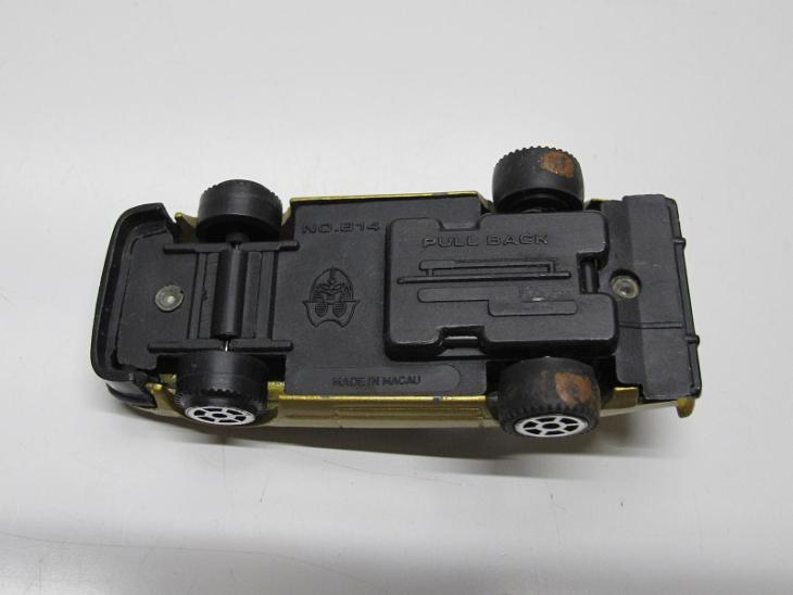 Starý model NISSAN 280 ZX - Modelářství
