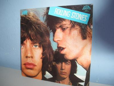 LP ROLLING STONES - SUPRAPHON - PĚKNÝ STAV !