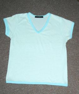 Mentolové dětské tričko - 10 let