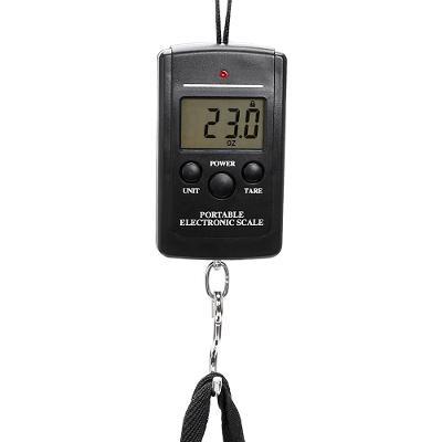 Závěsná digitální váha na zavazadla mincíř 0491