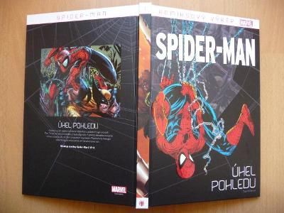 Kniha - Komiksový výběr - svazek 1. - SPIDER-MAN - Úhel pohledu