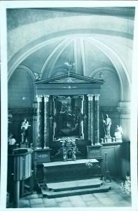 Domažlice kostel sv Vavřince