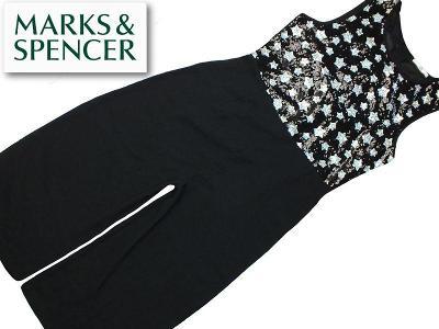 Zdobený, kalhotový overal Marks&Spencer, vel.15-16let