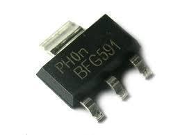 UHF tranzistory BFG591, NPN, 7GHz, 2W