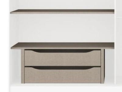 Úložný prostor do skříně, šuplíky, police KIYDOO I (21814)