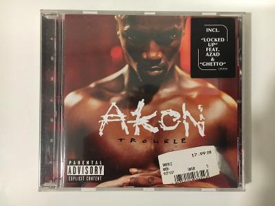 Akon – Trouble - CD