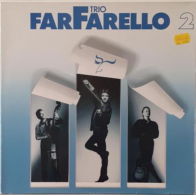 LP Trio Farfarello - Trio Farfarello 2, 1986 EX