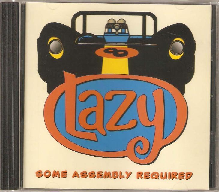 CD Lazy - Some Assembly Required - Hudba