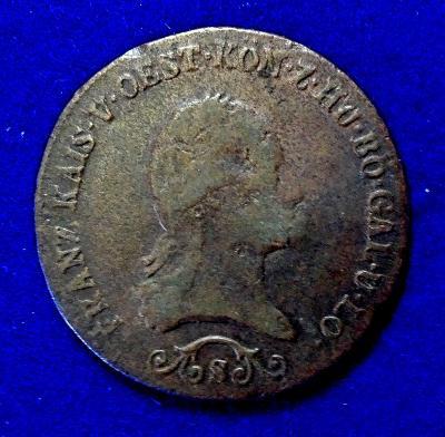 František I. - 3 Kr 1812 S – Smolník