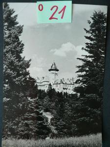SMOLENICKÝ ZÁMOK  - O - 21