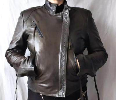Replay luxusní kožená bunda dámská