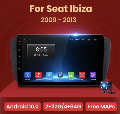 Nové Autorádio pro Seat Ibiza 2009 - 2013 Android GPS NAVIGACE, WIFI