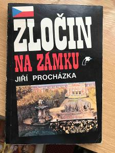Zločin na zámku - Jiri Prochazka