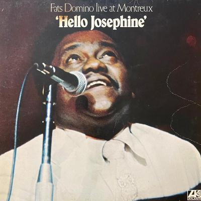 Fats Domino – 'Hello Josephine' Live At Montreux - LP vinyl
