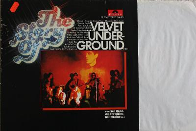 The Story Of Velvet Underground 2xLP 1978 vinyl jako nove NM Lou Reed