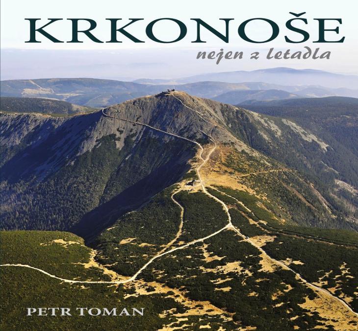 Kniha Krkonoše nejen z letadla - Knihy