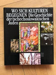 Die Geschichte der tschechoslowakischen Juden (1992, MF) – židé, Praha