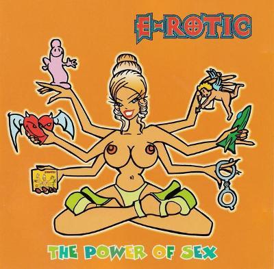 E-Rotic - The Power Of Sex CD Album