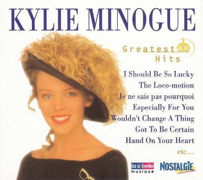 Kylie Minogue - Greatest Hits CD Album PWL International - 4509-90574