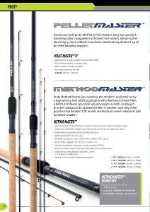 Fox Matrix Method Master Feeder Rod 3,6 m 20-50 g