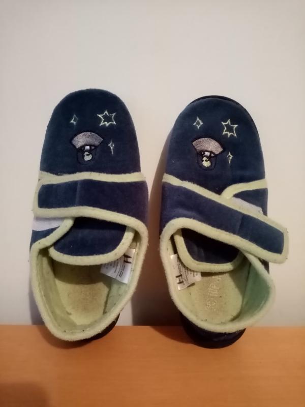 Dětský bačkory  - Dětská obuv