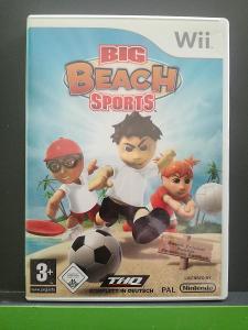 Big Beach Sports (Wii) - kompletní, jako nová