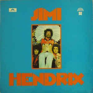 1973 Jimi Hendrix – Jimi Hendrix Label: Supraphon – 1 13 1384, NM