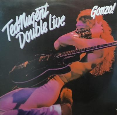 TED NUGENT-DOUBLE LIVE GONZO!