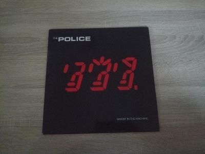 The Police - Ghost In The Machine 👻 Top Stav - ČSSR - 1983 - LP