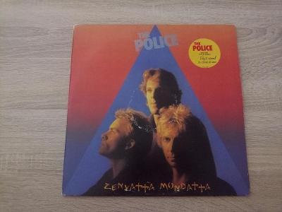 The Police - Zenyatta Mondatta - Top Stav - A&M Rec Europe - 1980 - LP