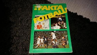 Kniha Fakta fotbalu