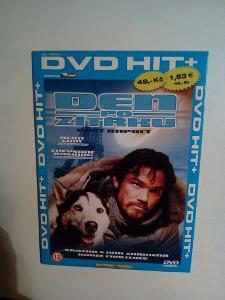 DVD, film Den po zítřku