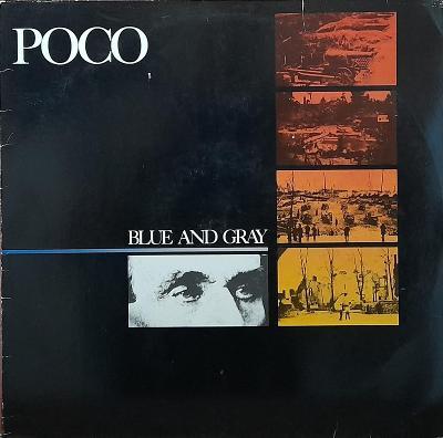 LP POCO-BLUE AND GRAY