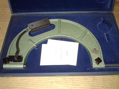 mikrometr - obkročák 100-200 Somet