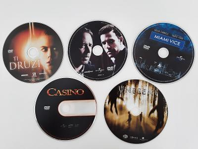 5x DVD (set4)