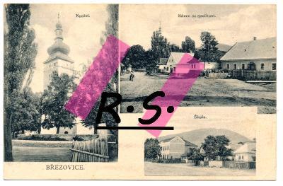 Brezovica 1926 - Sabinov , /3092/