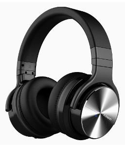 Použité bluetooth sluchátka Cowin E7 PRO ,ANC, 30hod, kufr