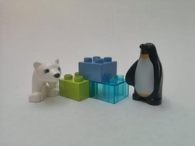 LEGO Duplo 10501 Zoo kamarádi