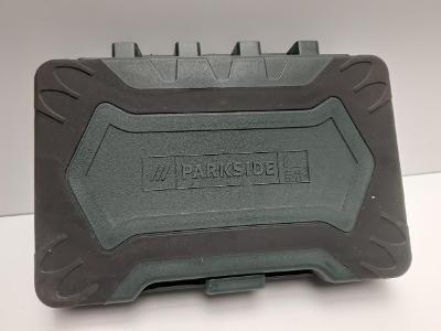 Pogumovaný box PARKSIDE na drobný materiál, nový
