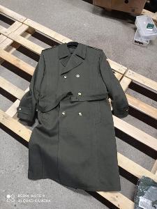 Kabát vz.97 ačr zelený se zimní tepelnou vložkou