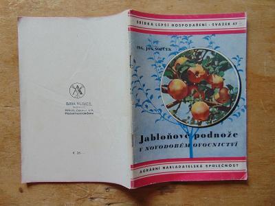 Josef Souček: Jabloňové podnože v novodobém ovocnictví