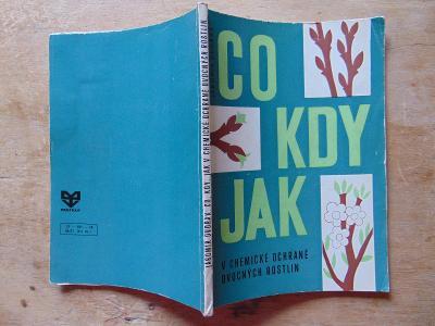 Jaromír Dvořák: Co, kdy, jak v chemické ochraně ovocných rostlin